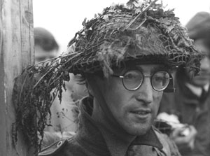 John Lennon en How in won the war
