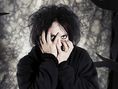 robert smith -the cure