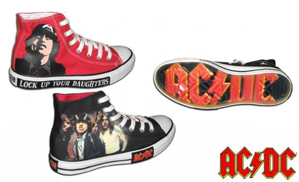 Ac Dc Converse Shoes Sale