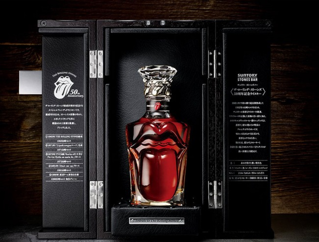 Suntory-Rolling-Stones-whisky