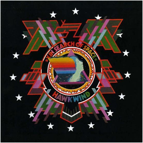 Los 25 mejores discos de rock progresivo.... Hawkwind