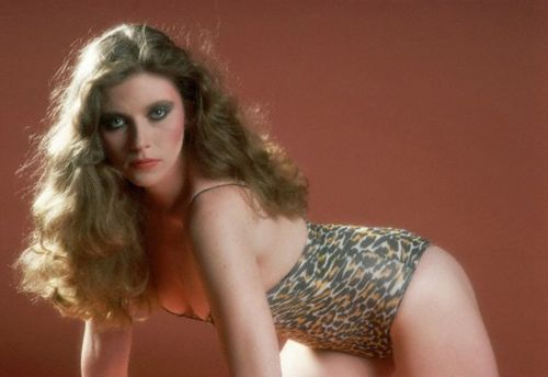 Studio Portrait of Bebe Buell